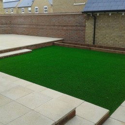 Artificial grass & turfing - 1