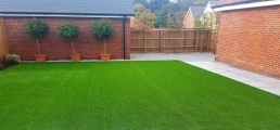 Artificial grass & turfing - North Essex Landscaping - Great Dunmow
