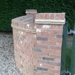 Bespoke brickwork - 1