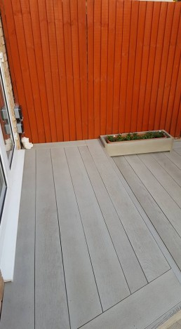 Decking & fencing