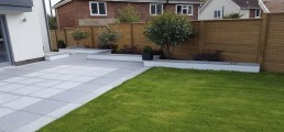Driveways & patios - North Essex Landscaping - Great Dunmow