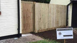 Fencing - Little Dunmow
