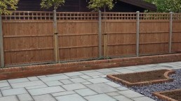 Fencing - North Essex Landscaping