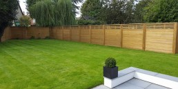 Fencing & decking - North Essex Landscaping - Great Dunmow