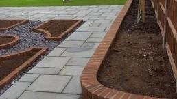 Garden bricking
