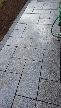 Patio laying - Essex