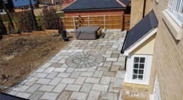 Patio & turfing - 7